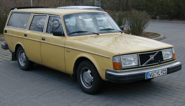 Content / Volvo 240 GLD6 (1994-2000) / - 1980 Volvo 240 GLD6 ...